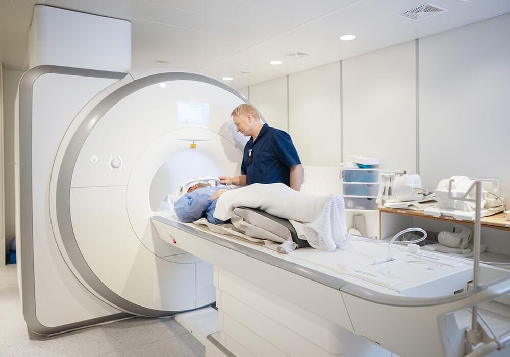 MRI Patients
